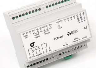 FCU-4 Fan Coil Controllers from Titan Products
