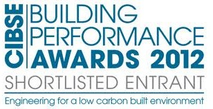Cibse Shortlisted Entrant