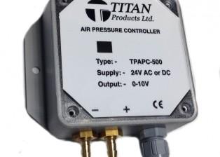 0-10V Air Pressure Control from Titan.
