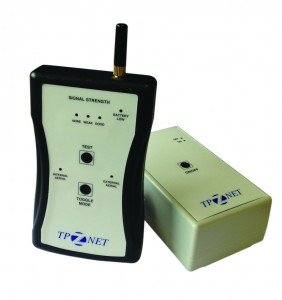 The east to use TPZ-SSK site survey kit from Titan Products